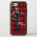 Harley Quinn With Fuzzy Dice 2 OtterBox Symmetry iPhone 7 Case