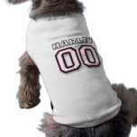 Harley - Sports Jersey 00 - Pet Dog T-Shirt tshirt