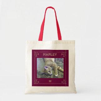 Harley Tote Bags