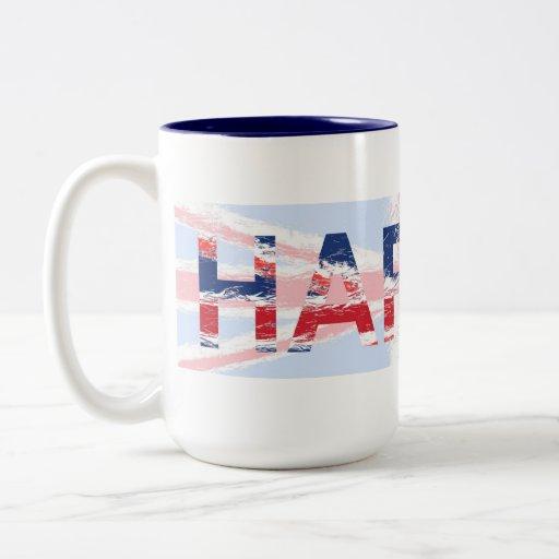 Harley Two-Tone Coffee Mug