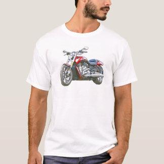 Harley VRSCF V Rod  Hand Painted Art Brush Shirt