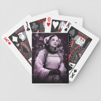 Harleyquin Bicycle Playing Cards