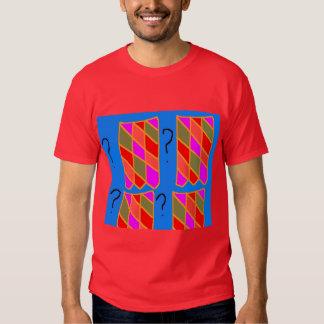 Harliquin Question Tee Shirt