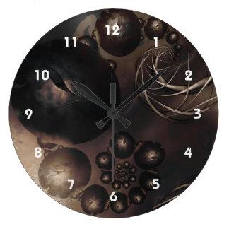 Harliquins Large Clock