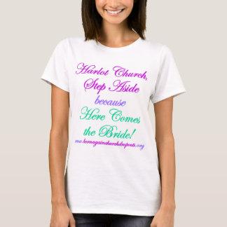 Harlot Church in 3 colors (see description) T-Shirt