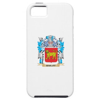 Harlot Coat of Arms - Family Crest iPhone 5 Cases