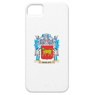 Harlot Coat of Arms - Family Crest iPhone 5 Covers
