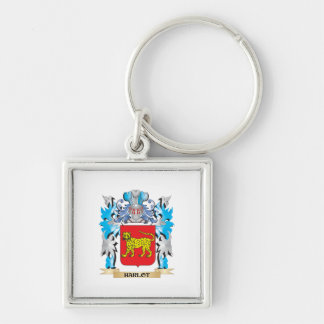 Harlot Coat of Arms - Family Crest Key Chains