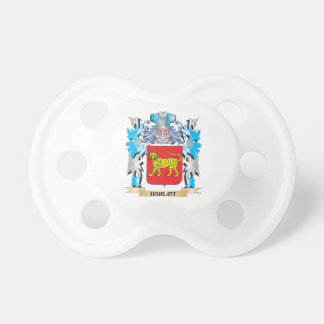 Harlot Coat of Arms - Family Crest Pacifier