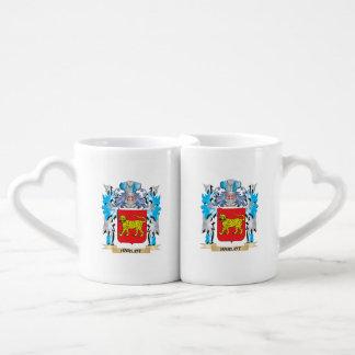 Harlot Coat of Arms - Family Crest Couples Mug