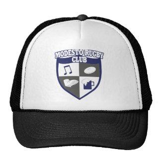 HARLOT SHIELD LOGO MESH HATS