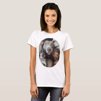 Harlow, Indiana and Reese T-Shirt