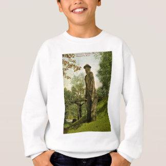 Harlow's Wooden Man Marquette, Michigan Sweatshirt