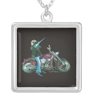 Harlyn Square Pendant Necklace