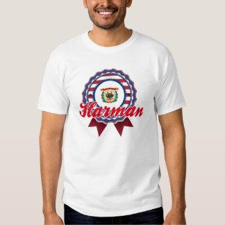Harman, WV Camisas