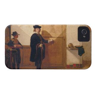Harmensz van Rijn Rembrandt (1606-69) Knocking on Case-Mate iPhone 4 Case