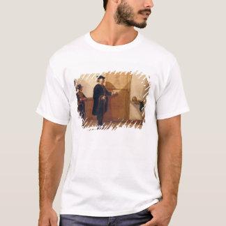 Harmensz van Rijn Rembrandt (1606-69) Knocking on T-Shirt