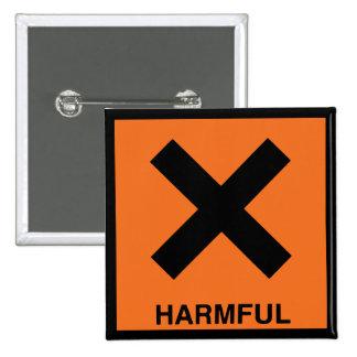 harmful pin