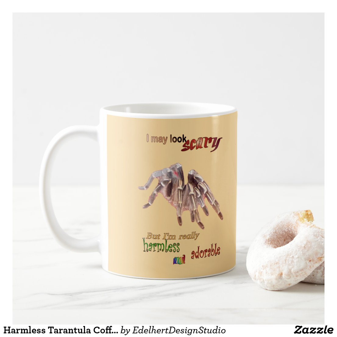 Harmless Tarantula Coffee Mug