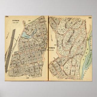 Harmon Park, New York 2 Print