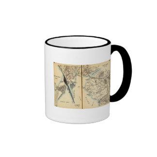 Harmon Park, New York Coffee Mug