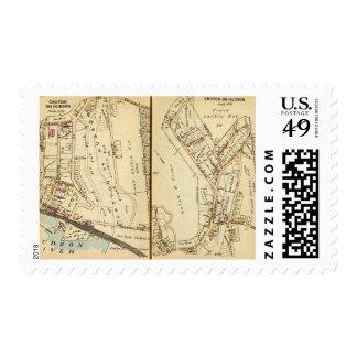 Harmon Park, New York Stamp