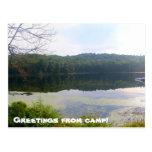 Harmon Pond Postcard!