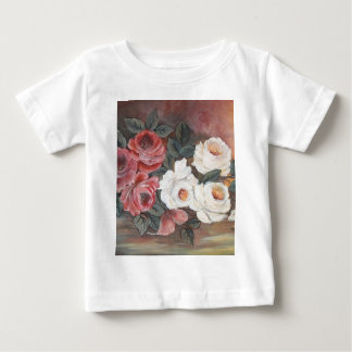 Harmonia de Rosas - óleo - 40x60 Baby T-Shirt