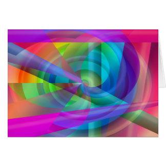 Harmonic Convergence Card