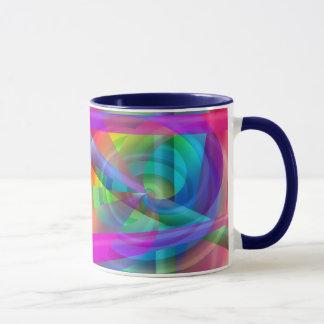 Harmonic Convergence Mug
