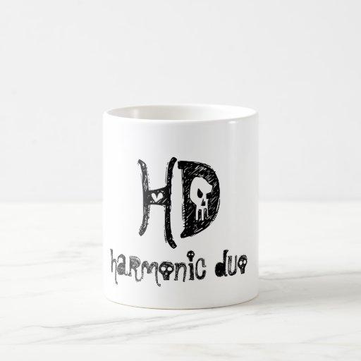 Harmonic Duo Mugs