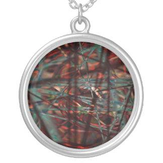 Harmonic Electric Discord Necklace