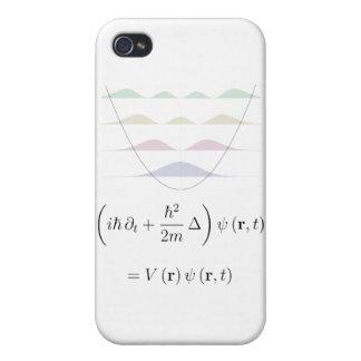 Harmonic oscillator iPhone 4 cover