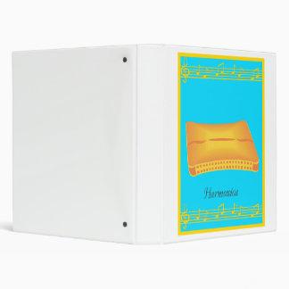 harmonica binder