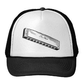 Harmonica/Blues Harp Hat