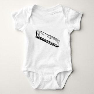 Harmonica/Blues Harp T Shirt