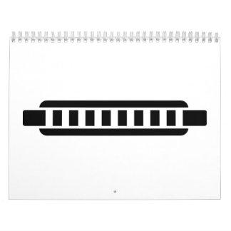 Harmonica Calendar