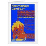 Harmonica Central Park 1937 WPA
