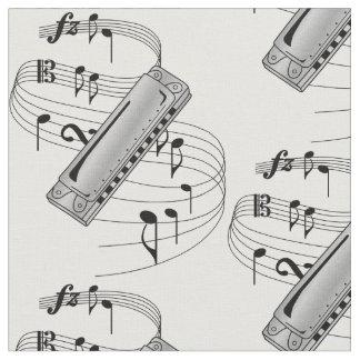 Harmonica Fabric