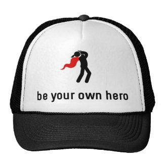 Harmonica Hero Trucker Hat