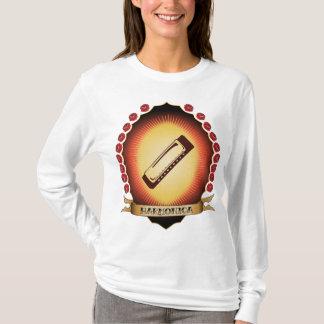 Harmonica Mandorla T-Shirt