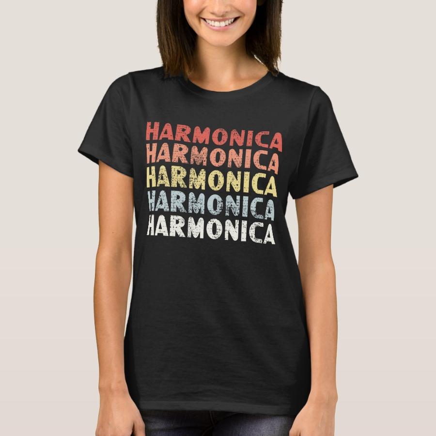 Harmonika T-Shirt - Best Selling Long-Sleeve Street Fashion Shirt Designs