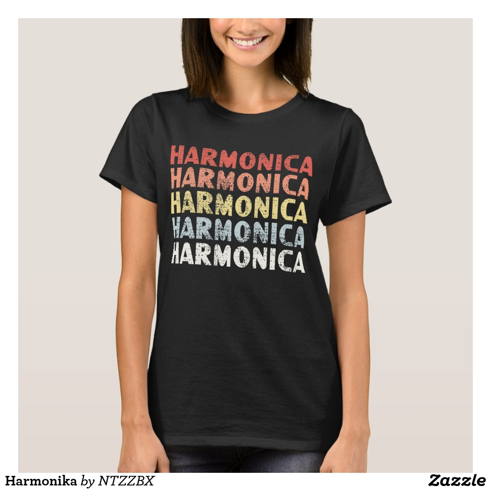 Harmonika T-Shirt - Best Selling Long-Sleeve Street Fashion Shirt Designs