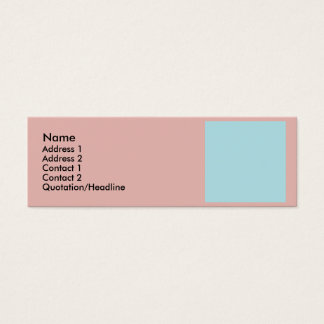 Moo business card template business card size moo 5 easy tips to 20 color combinations business cards templates zazzle mini business card template cheaphphosting Choice Image