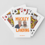Harmon's Lucky Muckey Playing Cards