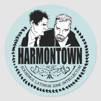 Harmontown Logo Sticker