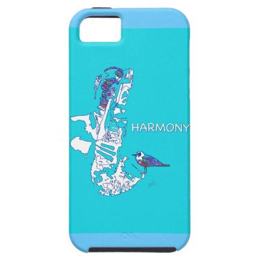 Harmony 22 iPhone 5 case