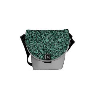 Harmony - Abstract Designed Messenger Bag