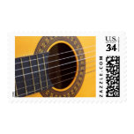 Harmony Acoustic Guitar Stamps