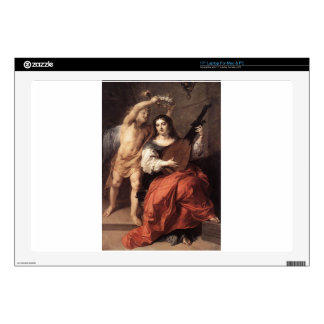 "Harmony and Marriage by Theodoor van Thulden 17"" Laptop Skin"